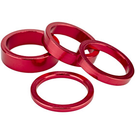 "Salt Spacer Set 1-1/8"" rot"